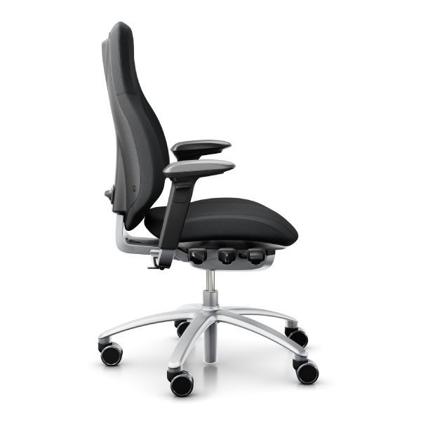 RH Mereo 220 Silver Office Chair